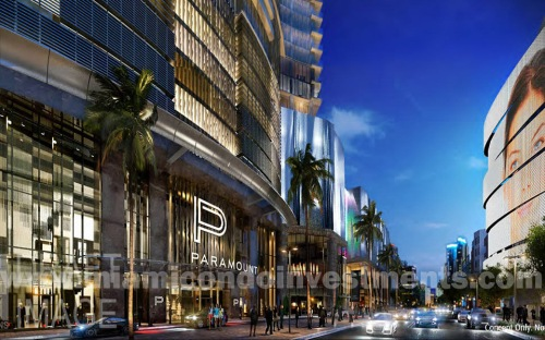 Paramount Miami Worldcenter Pre Construction Condo Sales